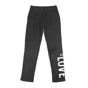 New Victoria's Secret PINK active pants small NWT